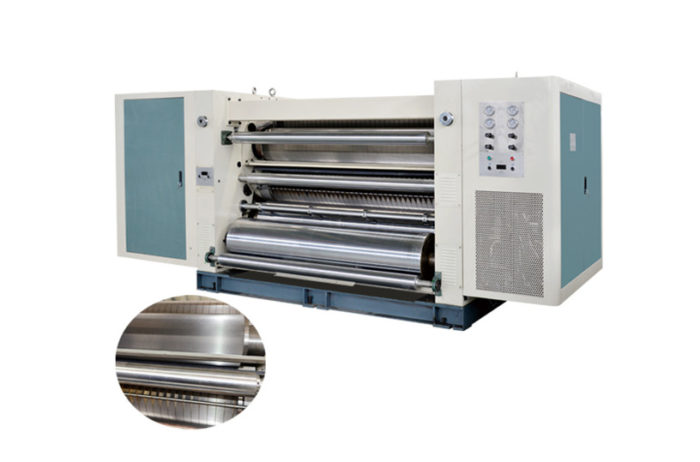 Corrugated Paperboard Machine-DW Single Facer