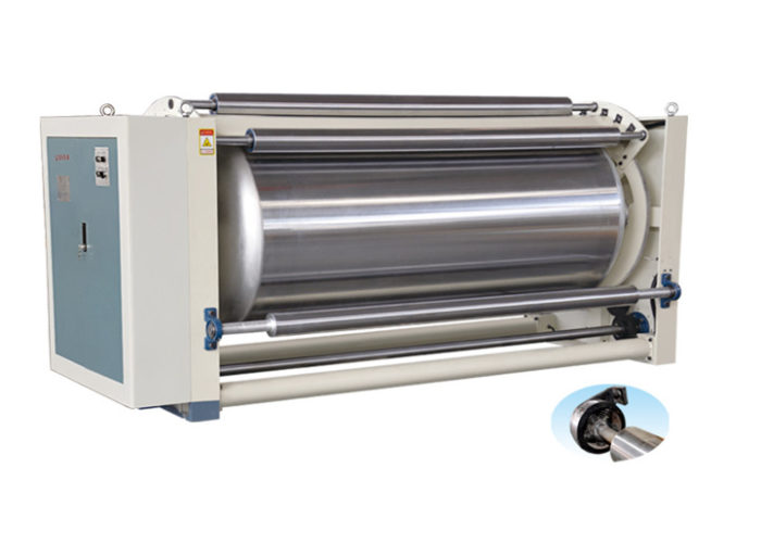 MY Corrugated Cardboard Heating Machine-Liner Pre-Heater