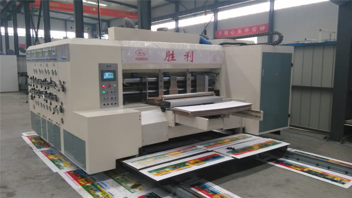 GYW High Speed Flexo Printing Machine for Corrugated Carton Box