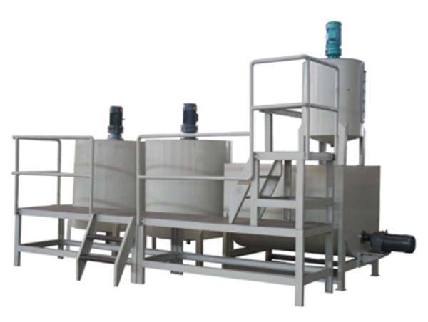 Corrugator Machine-Glue Making & Recycling System